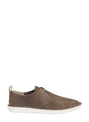 Bağcıklı Nubuk Ayakkabı-Clarks